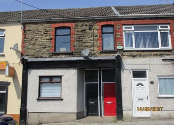 Thumbnail 1 bed flat for sale in 19d High Street, Nantyffyllon, Maesteg, Bridgend.