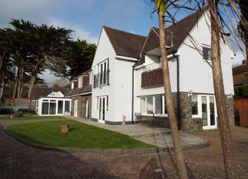 Thumbnail 4 bed detached house for sale in 37 Higher Lane, Langland, Swansea