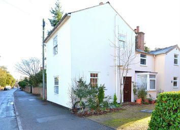 Thumbnail 1 bedroom end terrace house for sale in High Street, Brampton, Huntingdon, Cambridgeshire