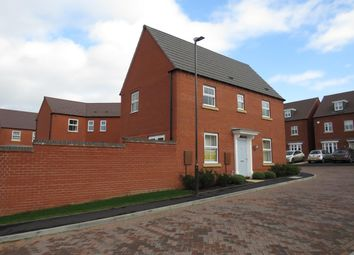 Thumbnail 3 bed detached house to rent in Ashton Close, Ashbourne
