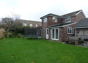 Thumbnail 4 bed detached house to rent in Highmead Avenue, Newton