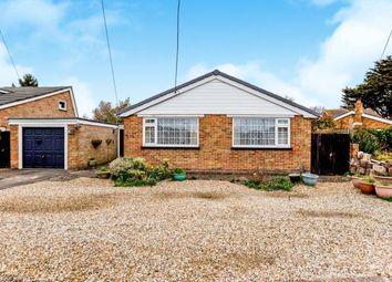 Thumbnail 2 bed bungalow for sale in Stubbington, Fareham, Hampshire