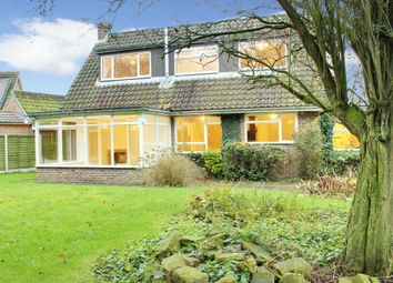 Thumbnail 3 bed detached house for sale in Springdale Road, Market Weighton, York