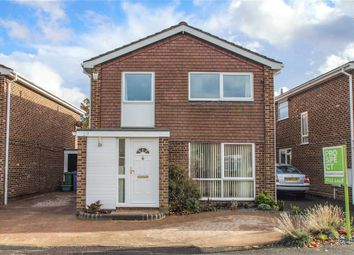 Thumbnail 4 bed detached house for sale in Woodbridge Road, Blackwater, Camberley