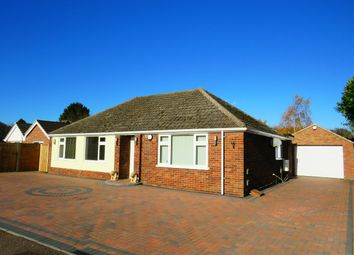 Thumbnail 3 bed detached bungalow to rent in West Drive, Brandon