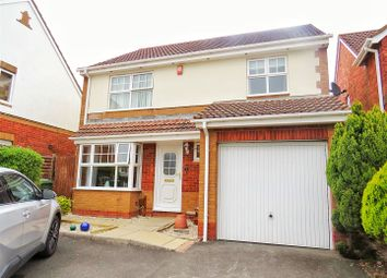 Thumbnail 4 bed detached house for sale in Upper Ridings, Plympton, Plymouth