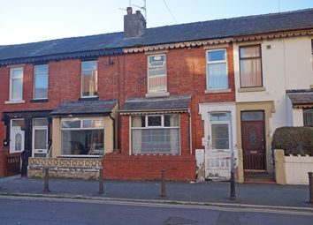 Thumbnail 2 bed terraced house for sale in Stanley Road, Blackpool