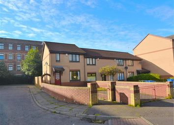 Thumbnail 3 bedroom end terrace house for sale in Anson Street, Glasgow