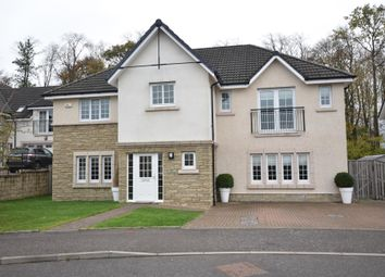 Thumbnail 5 bed detached house for sale in Lapwing Crescent, Motherwell