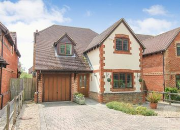 Thumbnail 5 bed detached house for sale in Church Gate, Thatcham
