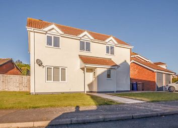 Thumbnail 4 bed detached house for sale in Minerva Close, Haverhill