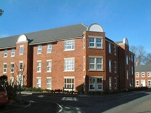 Thumbnail 2 bedroom flat to rent in Lambert Crescent, Nantwich
