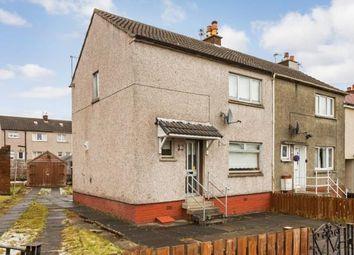 Thumbnail 2 bedroom end terrace house for sale in Elgin Place, Coatbridge, North Lanarkshire, United Kingdom