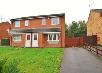 Thumbnail 3 bed semi-detached house for sale in Magellan Drive, Spilsby