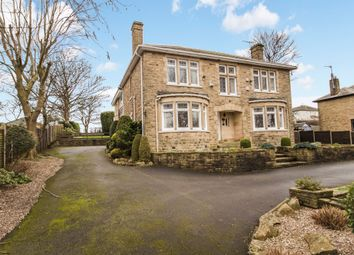 Thumbnail 4 bed detached house for sale in Bradford Road, Oakenshaw, Bradford