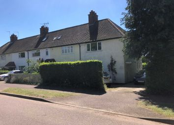 Thumbnail 2 bed end terrace house for sale in Glebe Road, Letchworth Garden City