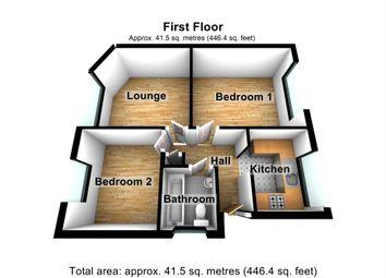 Thumbnail 2 bed maisonette to rent in Eversley Avenue, Barnehurst, Kent