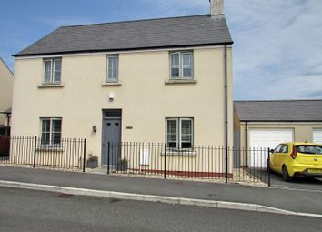 Thumbnail 4 bed detached house for sale in Pen Y Graig, Llandarcy, Neath, Neath Port Talbot.
