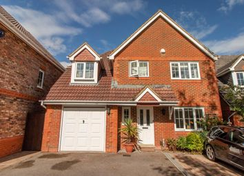 Thumbnail 4 bed detached house for sale in Trenchmead Gardens, Basingstoke