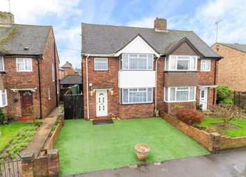 Thumbnail 4 bed semi-detached house for sale in Sunbury Lane, Walton-On-Thames