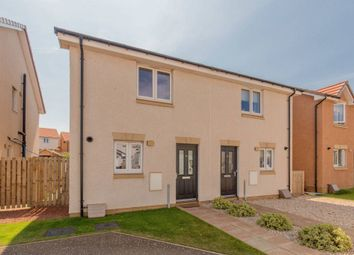 Thumbnail 2 bed semi-detached house for sale in 15 Brodie Road, Dunbar