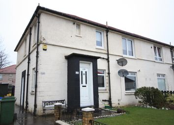Thumbnail 3 bed flat for sale in Haughburn Road, Glasgow