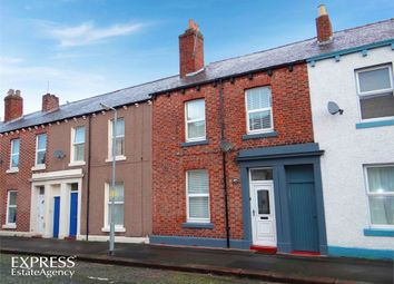 Thumbnail 4 bedroom terraced house for sale in Sheffield Street, Carlisle, Cumbria