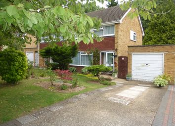 Thumbnail 3 bed semi-detached house for sale in Taywood Close, Stevenage