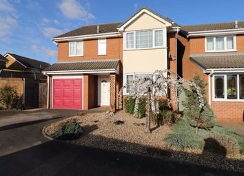 Thumbnail 4 bed detached house to rent in Wertheim Way, Huntingdon