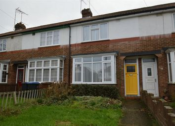 Thumbnail 2 bedroom terraced house for sale in Heathcote Avenue, Hatfield, Hertfordshire