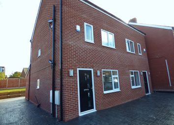 Thumbnail 3 bed semi-detached house to rent in Osborne Road, Denton, Manchester