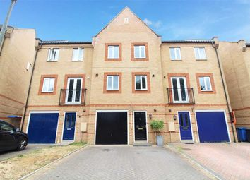 Thumbnail 3 bed town house for sale in Barleyhayes Close, Ipswich