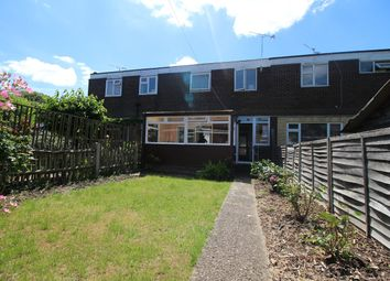 Thumbnail 2 bed terraced house for sale in Kingsley Road, Farnborough