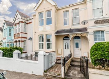 Thumbnail 1 bed flat for sale in Elphinstone Road, Peverell, Plymouth