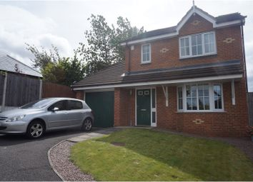 Thumbnail 3 bed detached house for sale in Parkland View, Barnsley