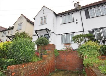 Thumbnail 3 bedroom semi-detached house for sale in Priory Crescent, Southend-On-Sea, Essex