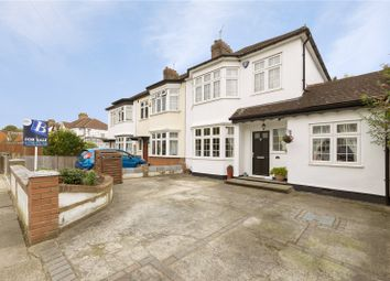 Thumbnail End terrace house for sale in Northumberland Avenue, Hornchurch