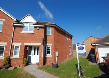 Thumbnail 3 bed property for sale in Foxcover, Linton Colliery, Morpeth