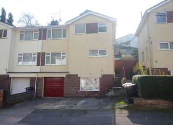Thumbnail 4 bed semi-detached house to rent in Occombe Valley Road, Preston, Paignton