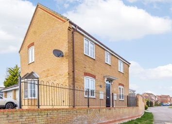 Thumbnail 3 bed detached house for sale in Lakeside, Wellingborough, Northamptonshire