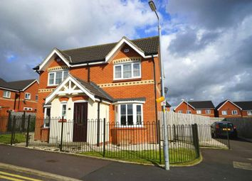 Thumbnail 3 bed detached house for sale in Haskoll Street, Horwich, Bolton, Greater Manchester