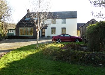 Thumbnail 7 bed detached house for sale in Ford House And Ford Cottage, Wolfscastle, Haverfordwest, Pembrokeshire