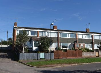 Thumbnail 3 bed end terrace house for sale in Roughmoor Crescent, Frieze Hill, Taunton