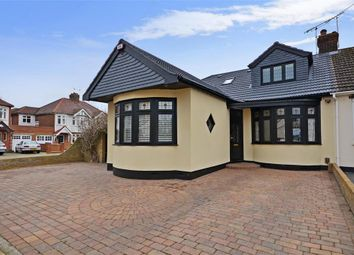 Thumbnail 4 bed bungalow for sale in Cambridge Avenue, Romford, Essex