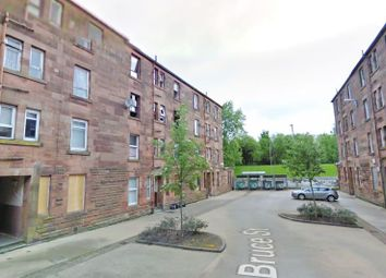 Thumbnail 1 bed flat for sale in 5, Bruce Street, Flat 3-2, Port Glasgow PA145Np