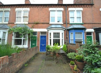 Thumbnail 2 bedroom terraced house for sale in Woodbine Avenue, Leicester