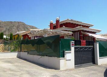 Thumbnail 2 bed villa for sale in Aspe, Alicante, Spain