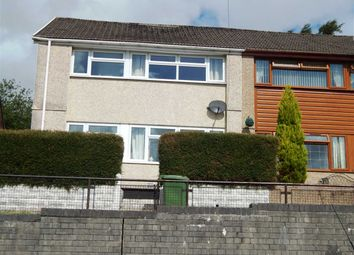 Thumbnail 3 bed semi-detached house to rent in Heol Glyn Goch, Hendreforgan, Gilfach Goch, Porth
