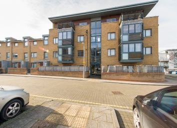 Thumbnail 1 bed flat for sale in Clarence Row, Gravesend