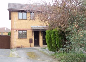 Thumbnail 1 bed terraced house for sale in The Pastures, Lower Bullingham, Hereford, Herefordshire